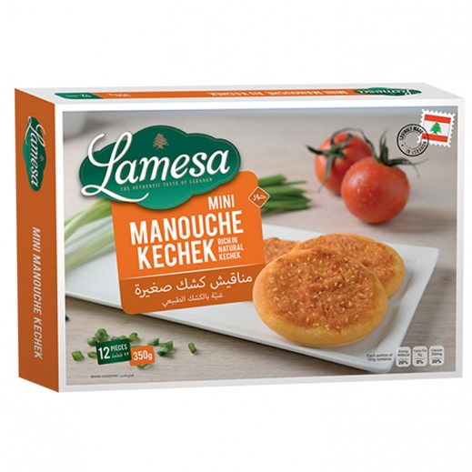 Lamesa Mini Manouche Kechek 12 Pieces