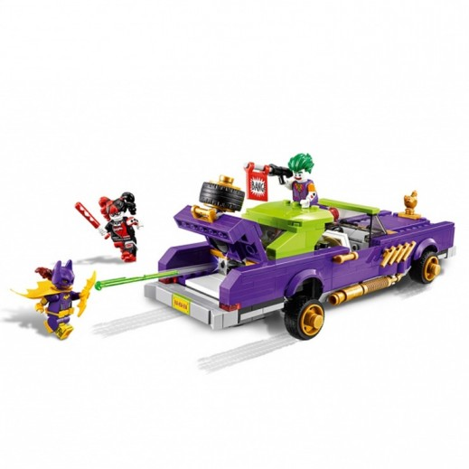 Lego The Joker Notorious Lowrider (Age 8+)
