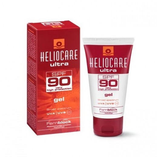 Heliocare Ultra Extreme Protection Gel SPF 90 Sunscreen 50 ml