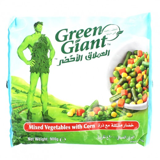 Green Giant Frozen Mixed Vegetables with Corn 900 g ( 20% Off)