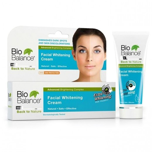 Bio Balance Facial Whitening Cream 60 ml