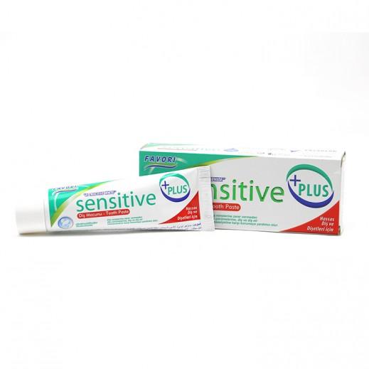 Favori Attractive White Sensitive Plus Toothpaste 90 g