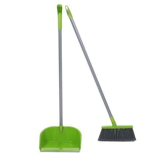 Scotch-Brite Long Handled Dustpan & Brush Set