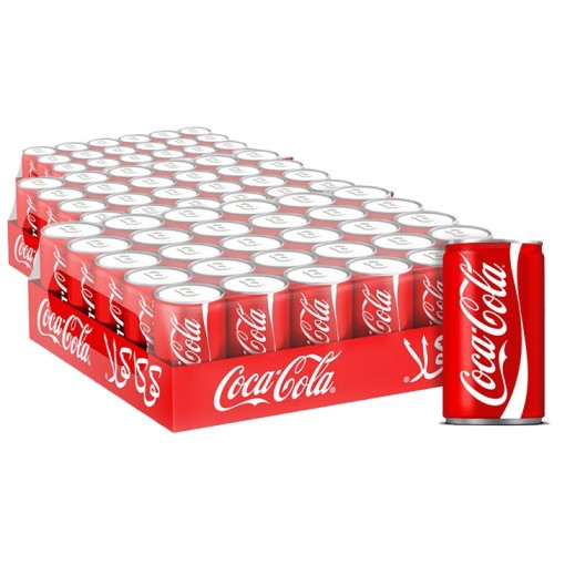 Wholesale - Coca Cola Can 150 ml (3x30 pieces)
