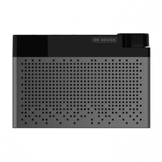 WK Design Bluetooth Speaker - Grey