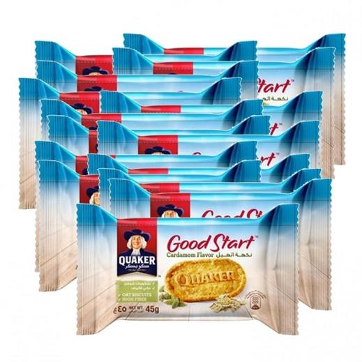 Quaker Good Start Cardamom Biscuit 15 x 15 g
