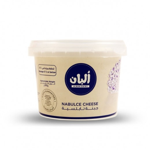 Alban Fresh Natural Nabulse Cheese 250 g