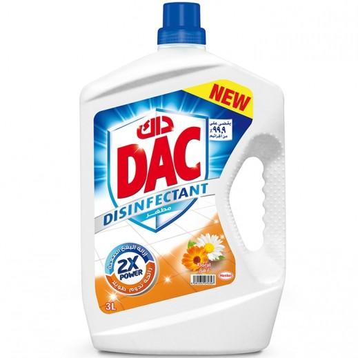 DAC Disinfectant Liquid Floral 3 L