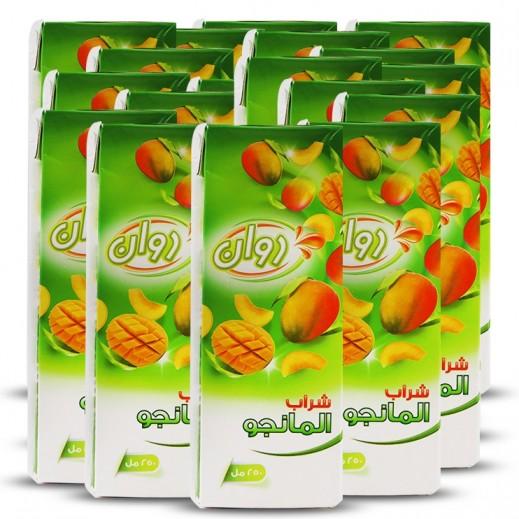 Rawan Mango Drink Juice 24x250 ml