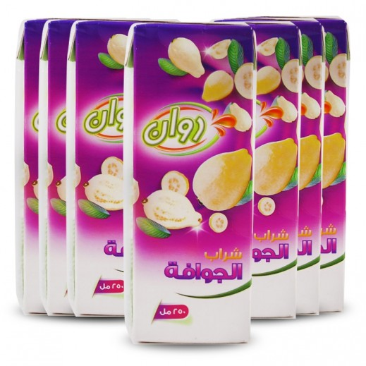 Rawan Guava Drink Juice 6x250 ml