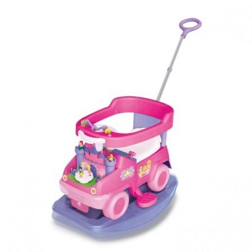 Kiddieland Disney Princess 4 In 1 Ride On