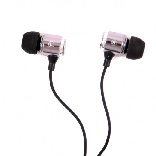 Dausen Pure Sound In Earset Black