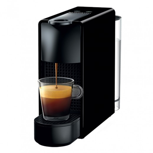 Nespresso Essenza Mini Coffee Machine - Black