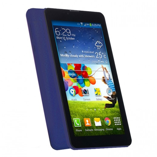 "Zentality 7"" 8GB 3G Tablet - Blue"