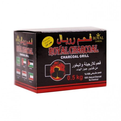 Royal Charcoal Cubes For Shisha 500 g