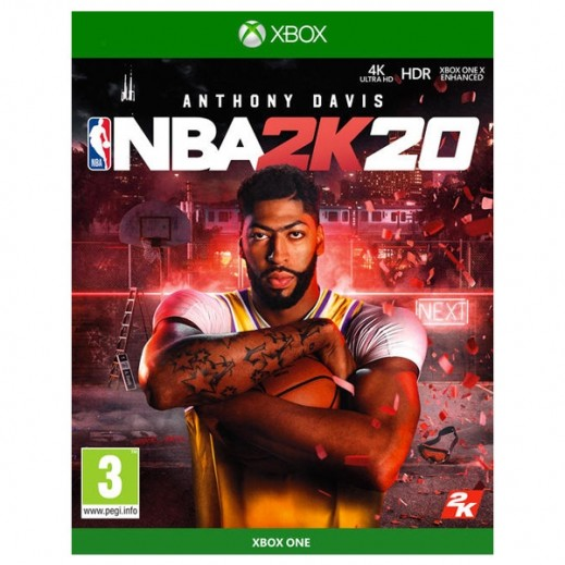 NBA 2K20 for Xbox One – PAL
