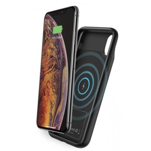 Porodo Power Case for iPhone XS Max 4,500 mAh - Black