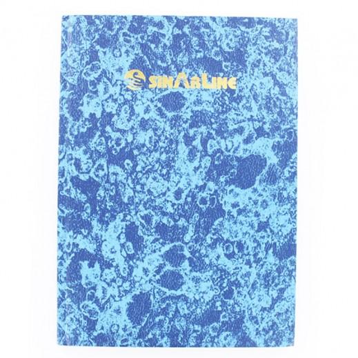 Wholesale - Sinarline A4 Register Book 4QR (12 pieces)