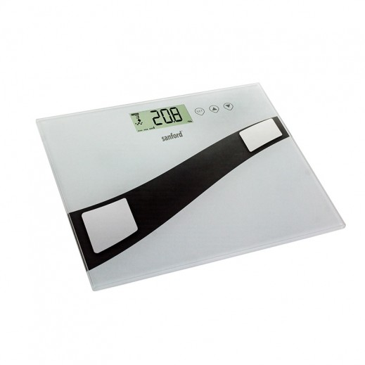 Sanford Body Fat Monitor Scale SF1515FPS
