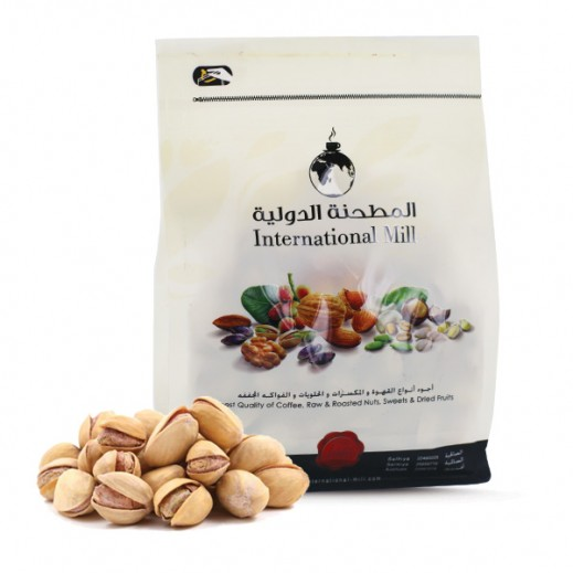 International Mill Roasted Pistachios Salted 250g