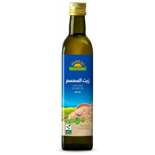 Natureland Organic Sesame Oil 500 ml