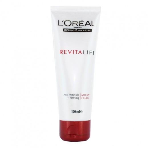 Loreal Revitalift Anti-Wrinkle Milky Foam 100 ml