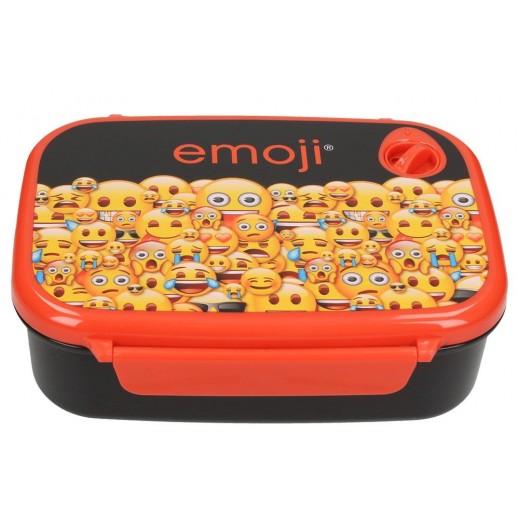 Paxos Lunch Box Emoji Red