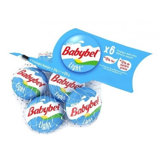 what cheese is babybel light