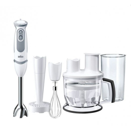 Braun Multiquick Hand Blender 1.5L 750W - delivered by Union Trading