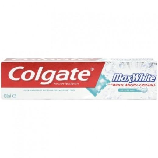 Colgate Maxwhite White Crystal Mint Toothpaste 100 ml