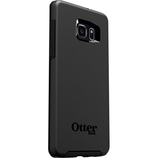 official photos 49817 3055e OtterBox Symmetry Series Case for Samsung Galaxy S6 Edge Plus - Black  77-52105