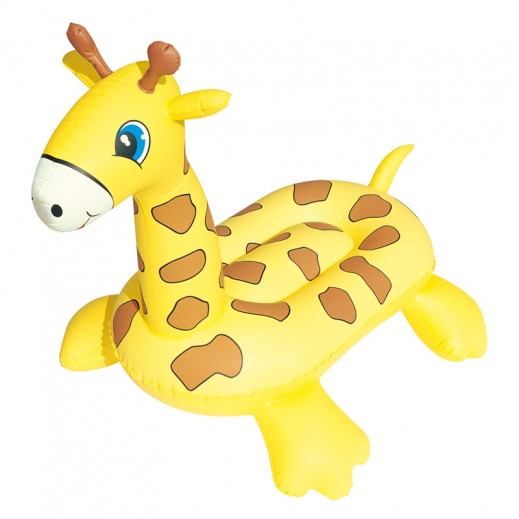 Bestway Giraffe Pool Float 109x71x79 cm