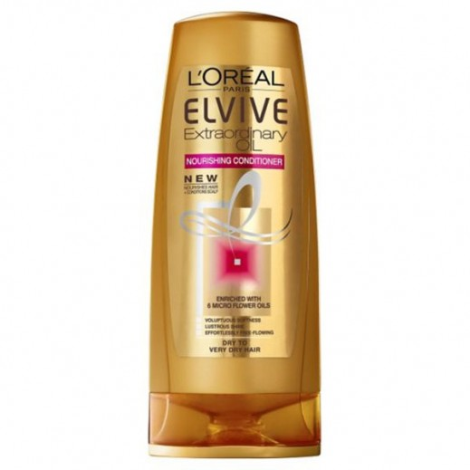 L'Oreal Elvive Oil Conditioner For Normal To Dry Hair 400 ml