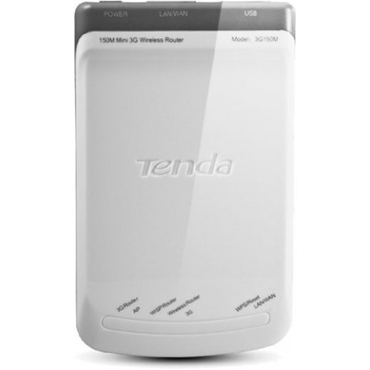 Tenda Wireless N150 Portable 3G Router