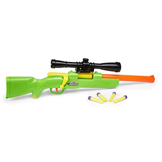 BuzzBee Air Warriors Ultra Tek Destiny Blaster Gun