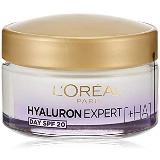L'Oreal Hyaluron Expert Replumping Moisturizing Care SPF20 Cream 50 ml
