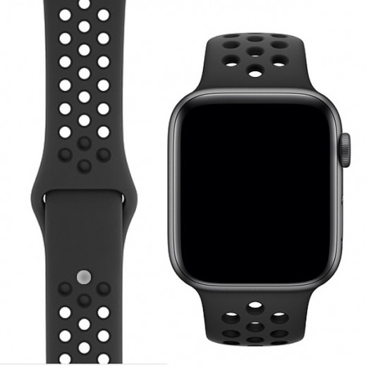 Devia Sport Band for Apple Watch 42/44 mm - Black