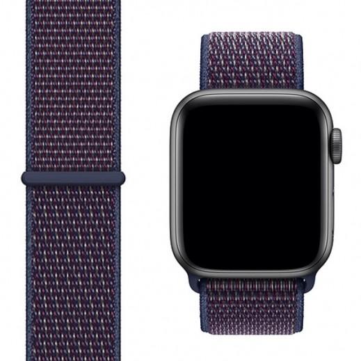 Devia Sport Loop for Apple Watch 42/44 mm - Indigo Blue