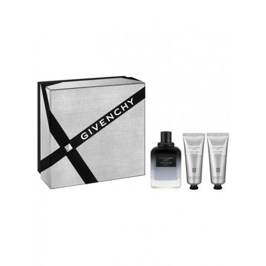 Givenchy Gentlemen Only Intense Gift Set For Him EDT 100 ml + Shower Gel 75 ml + After Shave 75 ml