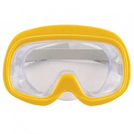 Bestway Explorer Dive Mask - Yellow