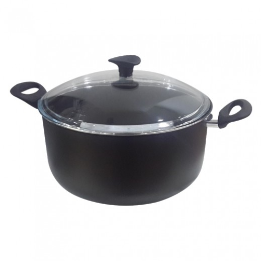 Pyrex Essence Stewpot Black - 30 cm