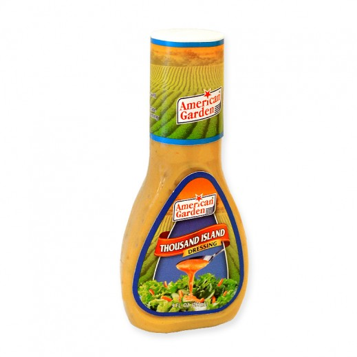 American Garden Thousand Island Dressing 267 ml