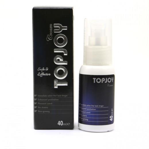 Topjoy Safe & Effective Pain Relief Cream 40 ml