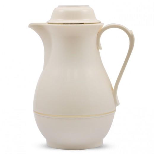 Shimizu Vacuum Flask 1.5 L - White