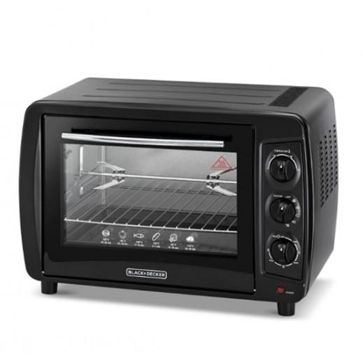 Black & Decker Oven 35 L 1500 W - Black
