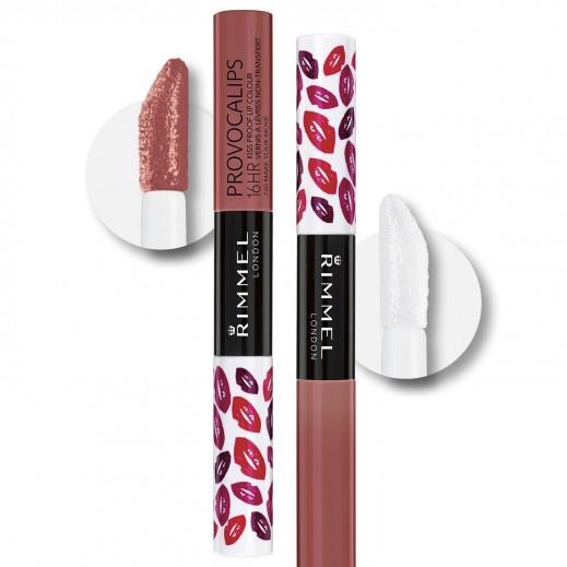 Buy Rimmel Provocalips Lipstick 730 Make Your Move توصيل Taw9eel Com
