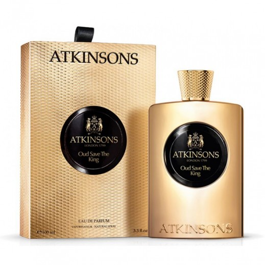 Atkinsons Oud Save The King For Him EDP 100 ml