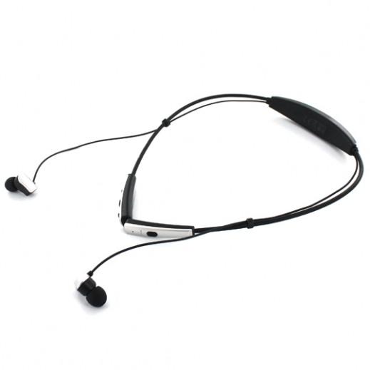 Maestro Bluetooth Heasdet With Mic Black/Silver