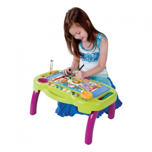 Playgo Draw Amp Carry Desk توصيل Taw9eel Com