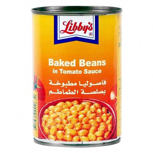 Libby's Baked Beans (in tomato sauce) 420g